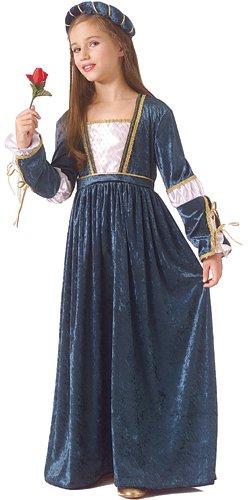 Juliet Costume Design (Rubie's Costume Co Juliet Costume, Large)