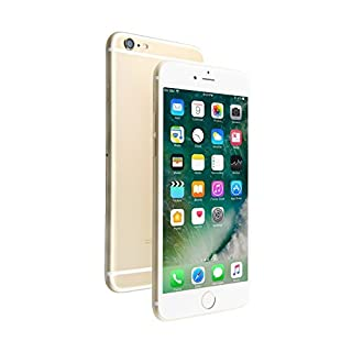 Apple iPhone 6S, 128GB, Gold - for AT&T/T-Mobile (Renewed)