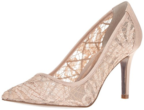 Adrianna Papell Women's HAZYL Pump, Blush, 6 M US