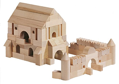 HABA Medieval Castle Architectural Building