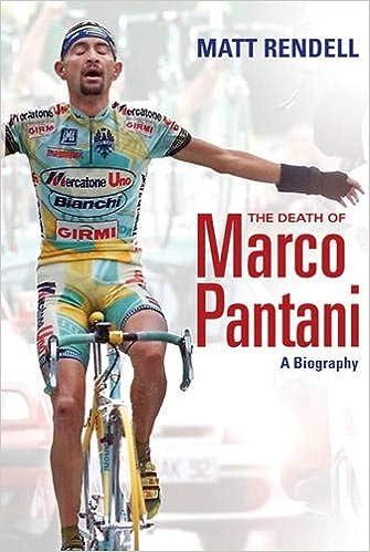 7a85fcd72 The Death of Marco Pantani  A Biography  Matt Rendell  9780297850960   Amazon.com  Books