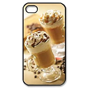 New Fashion Case for Iphone 4,4S - Delicious ice cream ( WKK-R-89885 )