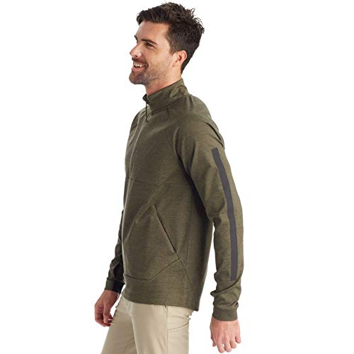 C9 Champion Men's Ponte 1/4 Zip Jacket