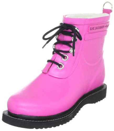 Ilse Jacobsen Kvinnor Rub 2 Regn Boot Rosa