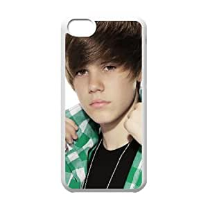 Justin Bieber iPhone 5c Cell Phone Case White M3790453
