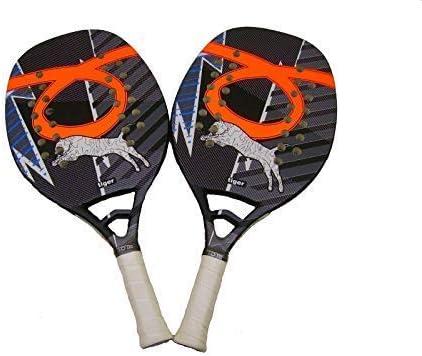 Tom Caruso Racchetta Beach Tennis Racket Holiday Senza Custodia