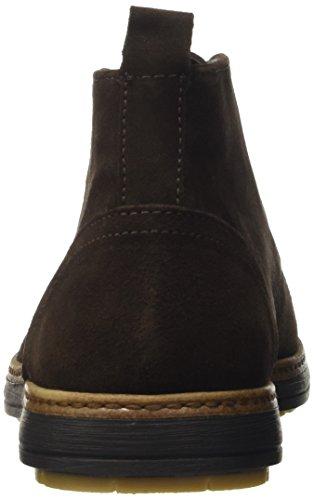 BATA 8234535, Zapatillas Altas para Hombre Marrone (Marrone)