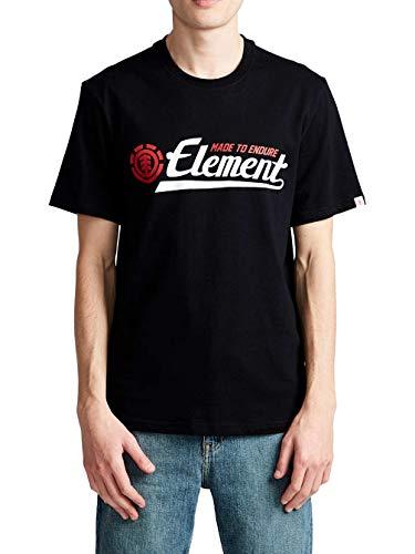 Ss Homme shirt Noir Flint T Signature Element T 4w7q5x1Wf