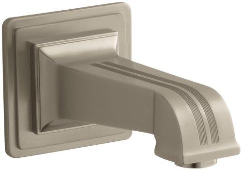 Bv Pinstripe Shower Faucet - Kohler K-13139-B-BV Pinstripe Wall-Mount, 6-7/8