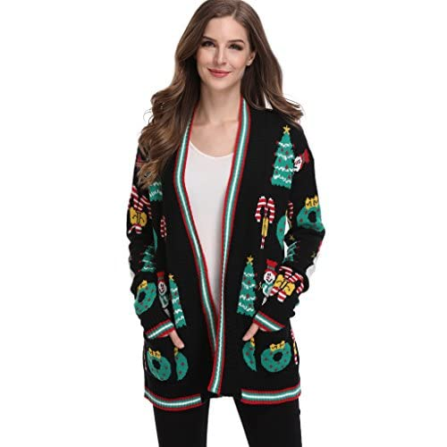 Wholesale For G and PL Women's Christmas Funny Sweaters hot sale