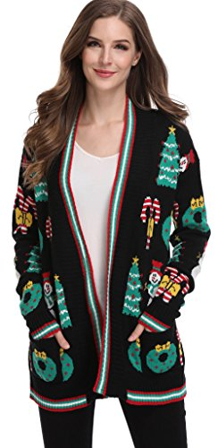 Comfortable Pregnant Ugly Christmas Sweater