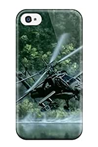 Durable Aircraft6 Back Case/cover For Iphone 4/4s