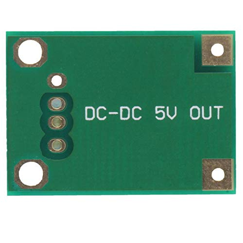 Semoic DC-DC 1V-5V To 5V 500mA Boost Converter Step Up Power Module by Semoic (Image #3)