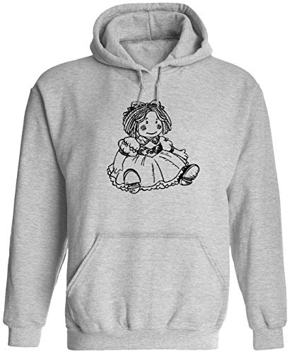Rag Doll Hooded Sweatshirt - 1