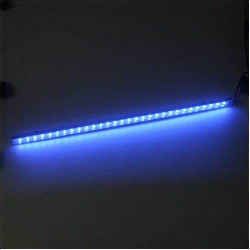 LEDwholesalers 20 Inch LED Light Tube Light for Aquarium Moonlight 10-30 Volt DC, 2045bu by LEDwholesalers B002X75CI8