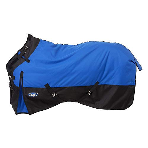 Tough-1 1200D Snuggit Turnout 200g 72In Royal Blue