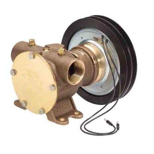 Image of Bilge Pumps Jabsco 11870-0006 24V Self-Priming Pump Magnetic Clutch, 1-1/4