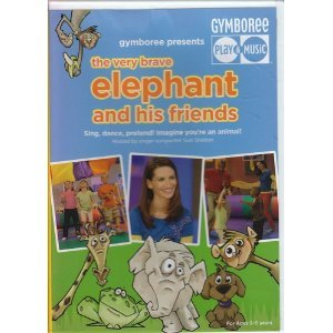 The Very Brave Elephant and His Friends