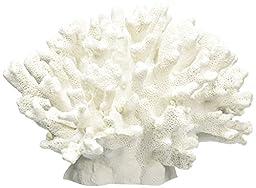 Deep Blue Professional ADB80061 Cauliflower Coral for Aquarium, 7.5 by 6 by 5-Inch