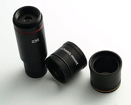Mikroskop kameraadapter kamera adapter 0 5x für c mount mikroskope