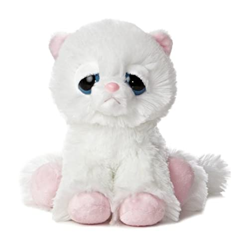 Aurora World Dreamy Eyes Plush Angelica Fancy Kitty, 10