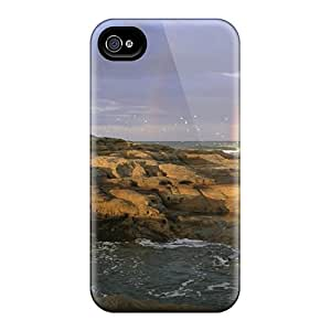 New Arrival Coastal Rainbow Berwick Upon Tweed Scotland - VDt14247JXUI Cases Covers/ 6 Iphone Cases