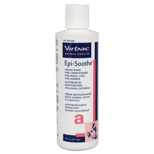 Epi-Soothe Oatmeal Cream Rinse and Conditioner - 8 oz by Allerderm