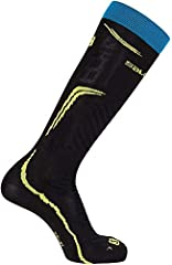 Expend energy on the hill and not on getting into your boots! The X PRO is a mid-weight sock with an easy step-in and adaptable fit. Dryarn is incorporated into body of the sock in key spots to rid your feet of moisture efficiently.