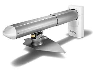 BenQ 0.4 - Kit de montaje en pared para proyector, acero y aleación de aluminio