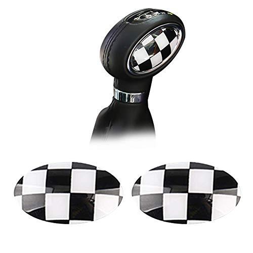 GTINTHEBOX Black White Checkered