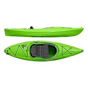 Dagger Zydeco Recreational Kayak, Size 9.0, Lime