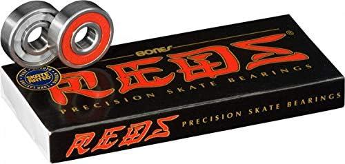 Bones Reds Skateboard Bearings 8 Pack Amazon Com Au Sports Fitness Outdoors