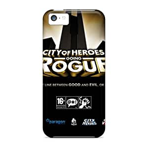 Iphone 5c Case Slim [ultra Fit] Coh Going Rogue Protective Case Cover