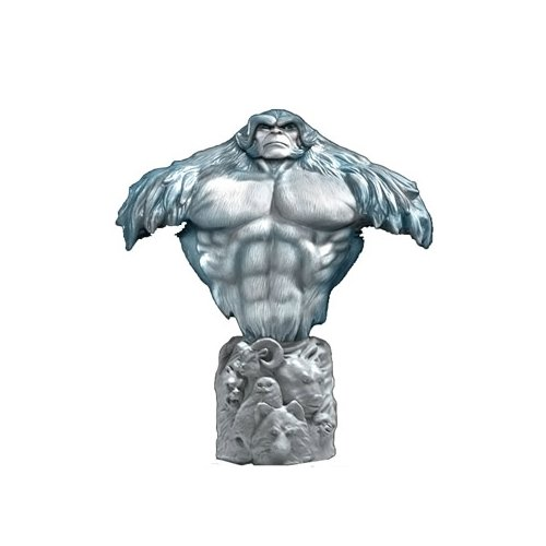Bowen Designs Mini Bust (Snowbird Sasquatch Transmutation Variant Mini Bust by Bowen Designs)