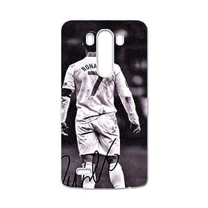 Happy Cristiano Ronaldo Phone Case for LG G3