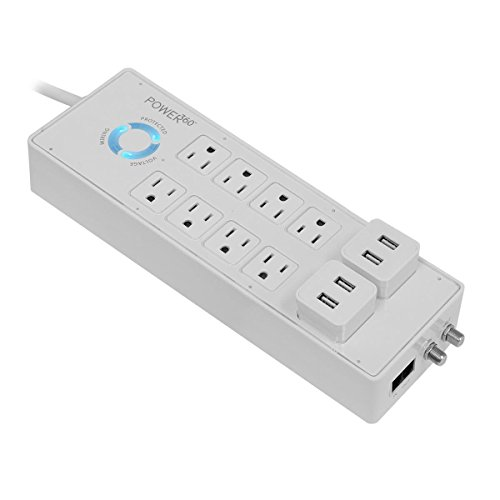 Panamax P360 8 8 outlet Protector Charging