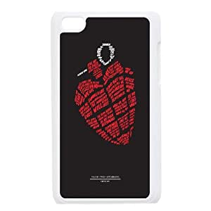 High Quality {YUXUAN-LARA CASE}Green Day Music Band FOR IPod Touch 4th STYLE-18
