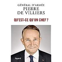 Qu'est-ce qu'un chef ? (Documents) (French Edition)