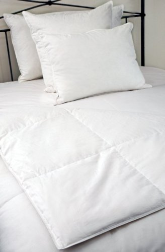 Belle Epoque Down 233TC CIRRUS Soft Pillow, (Aspen Hypoallergenic Bedding)
