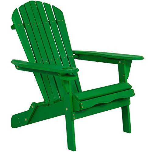 Best Choice Products Outdoor Patio Folding Wooden