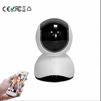 Indoor/Outdoor IR Visión Nocturna De Vigilancia, para exteriores, cámaras de seguridad, Ip Cameras, Mini inalámbrica de vigilancia IP cámara: Amazon.es: ...