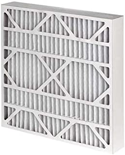 product image for 16x20x4 Synthetic Pleated Air Filter, MERV 8 (6 Pieces)