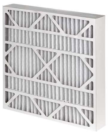 Global One AIR HANDLER 16x25x4 Pleated Air Filter, MERV 8 (Case of 6)