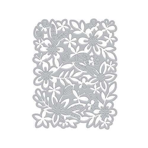 Hero Arts DI596 Fancy Die Flower Garden