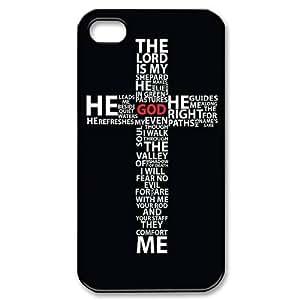 IMISSU Jesus Christ Cross Phone Case for iPhone 4/4S