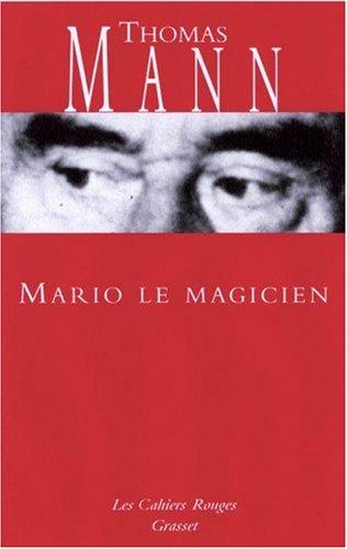 Mario et le magicien ; Expériences occultes ; Doux sommeil