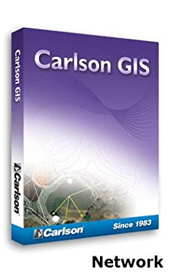 Network Carlson GIS 2015 with IntelliCAD or for your AutoCAD & 1 year maintenance