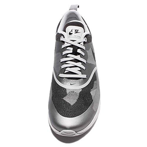 Wmns Air Max Thea Jcrd Mujer Nike, Platino Puro / Negro-lobo Gris, Nos 9