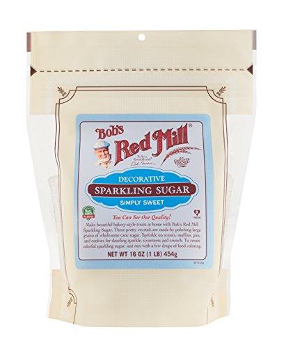 Bob's Red Mill Decorative Sparkling Sugar, 16 -