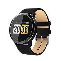 Fitness Tracker Watch,Game Play Smart Watch Color Screen, Long Endurance Waterproof Smart Watch, Sleep & Blood Pressure Oxygen Monitor Calorie/Step Counter, Bluetooth Wristband for Women Men Kids